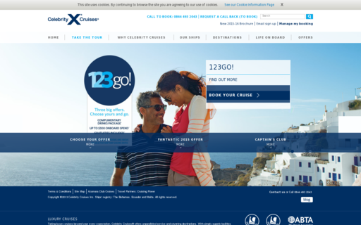 Access celebritycruises.co.uk using Hola Unblocker web proxy