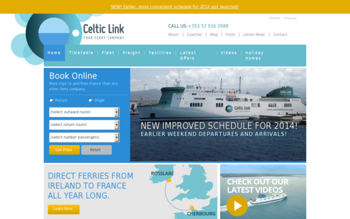 Access celticlinkferries.com using Hola Unblocker web proxy