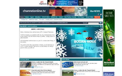 Access channelonline.tv using Hola Unblocker web proxy