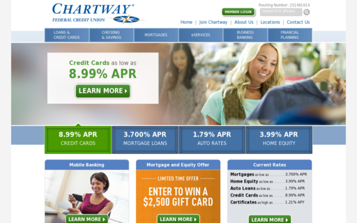 Access chartway.com using Hola Unblocker web proxy