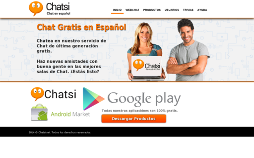 Access chatsi.net using Hola Unblocker web proxy