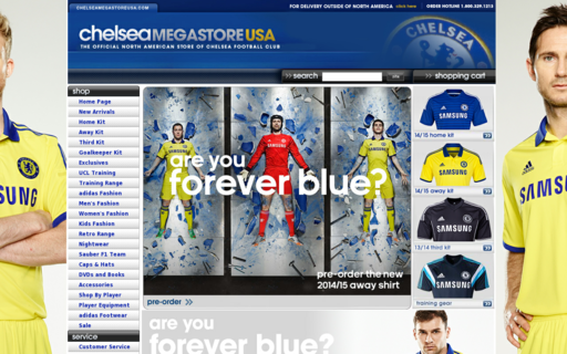 Access chelseamegastoreusa.com using Hola Unblocker web proxy