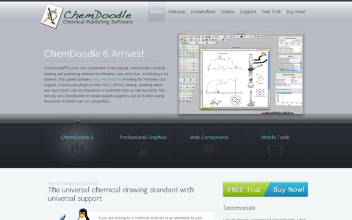 Access chemdoodle.com using Hola Unblocker web proxy