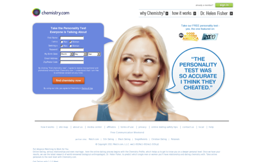 Access chemistry.com using Hola Unblocker web proxy
