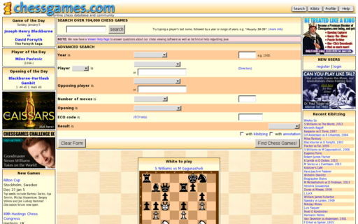 Access chessgames.com using Hola Unblocker web proxy
