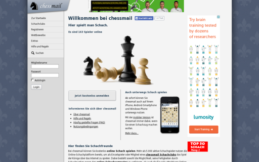 Access chessmail.de using Hola Unblocker web proxy