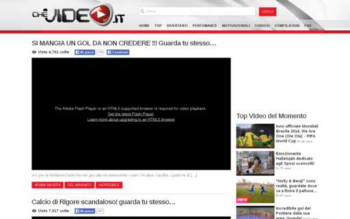 Access chevideo.it using Hola Unblocker web proxy