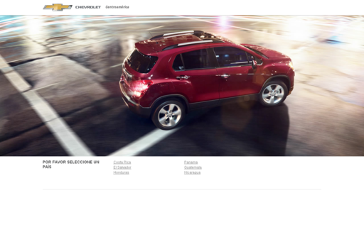 Access chevroletcentroamerica.com using Hola Unblocker web proxy