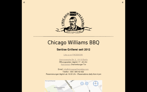 Access chicagowilliamsbbq.de using Hola Unblocker web proxy