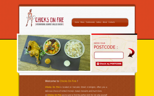 Access chicksonfireislington.co.uk using Hola Unblocker web proxy
