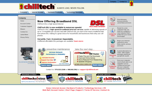 Access chilitech.net using Hola Unblocker web proxy