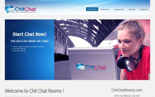 Access chitchatrooms.net using Hola Unblocker web proxy