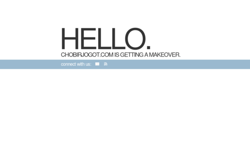 Access chobirjogot.com using Hola Unblocker web proxy