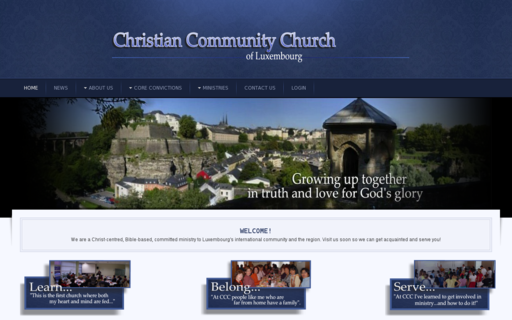 Access christian-community-church.net using Hola Unblocker web proxy