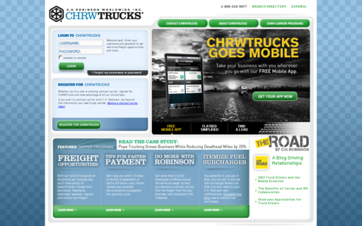 Access chrwtrucks.com using Hola Unblocker web proxy