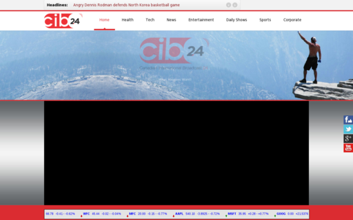 Access cib24.com using Hola Unblocker web proxy