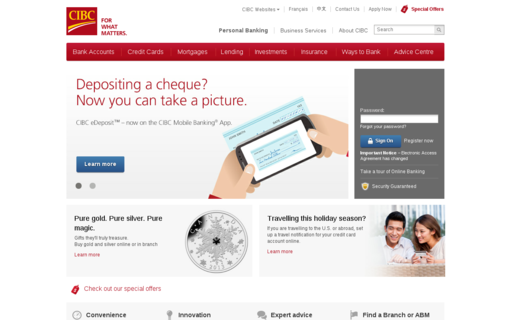 Access cibc.com using Hola Unblocker web proxy