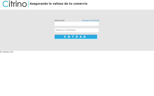 Access citrino.mx using Hola Unblocker web proxy
