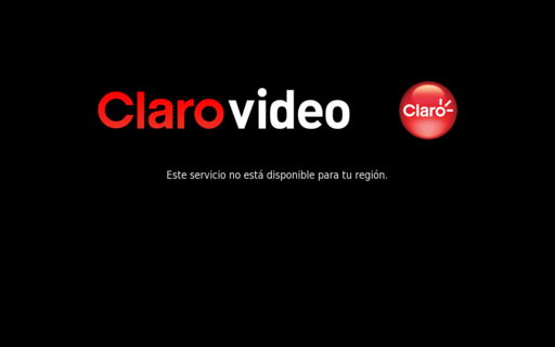 Access clarovideo.com using Hola Unblocker web proxy