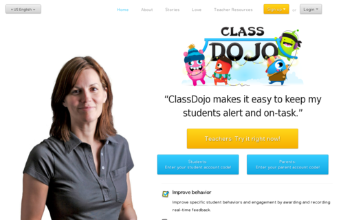 Access classdojo.com using Hola Unblocker web proxy