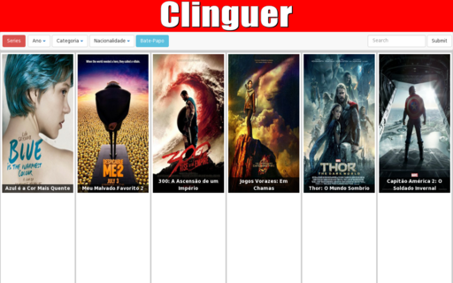 Access clinguer.com using Hola Unblocker web proxy