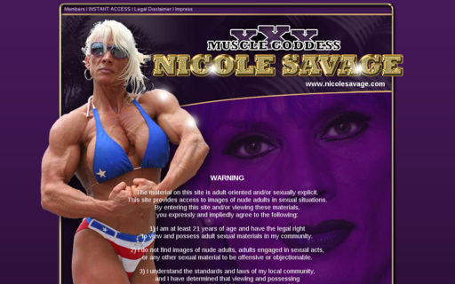 Access clubnicolesavage.com using Hola Unblocker web proxy