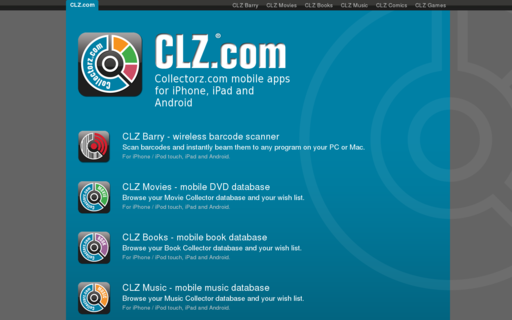 Access clz.com using Hola Unblocker web proxy