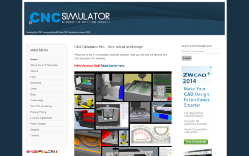 Access cncsimulator.info using Hola Unblocker web proxy