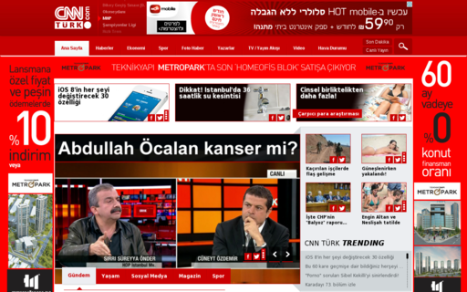 Access cnnturk.com using Hola Unblocker web proxy