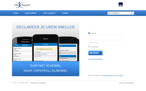 Access cnpayroll.nl using Hola Unblocker web proxy