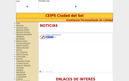 Access colegiociudaddelsol.es using Hola Unblocker web proxy