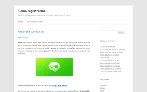 Access comoregistrarme.com using Hola Unblocker web proxy