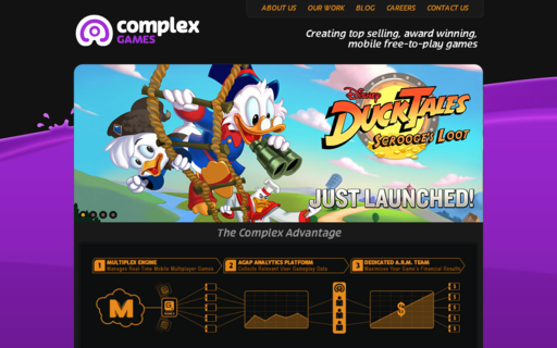 Access complexgames.com using Hola Unblocker web proxy