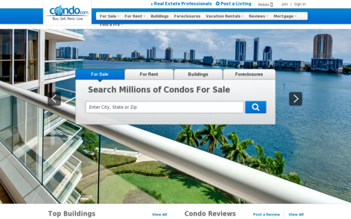 Access condo.com using Hola Unblocker web proxy