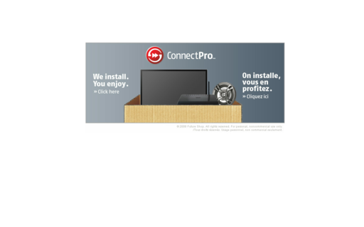 Access connectpro.ca using Hola Unblocker web proxy