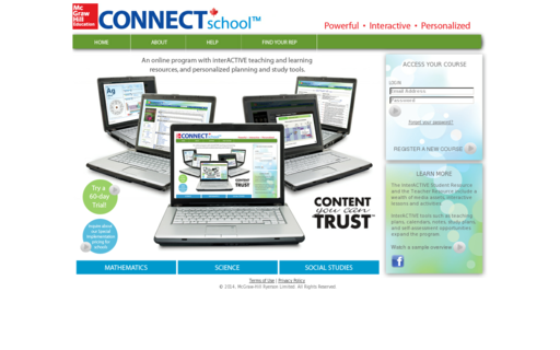 Access connectschool.ca using Hola Unblocker web proxy