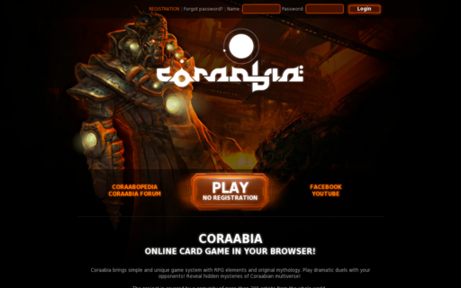 Access coraabia.com using Hola Unblocker web proxy