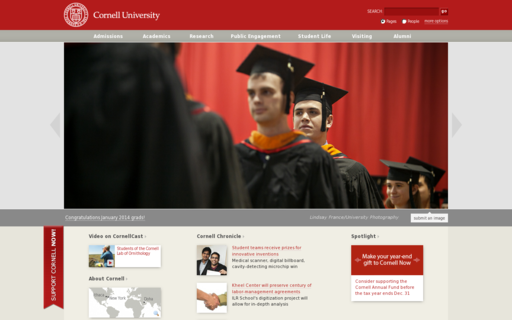 Access cornell.edu using Hola Unblocker web proxy