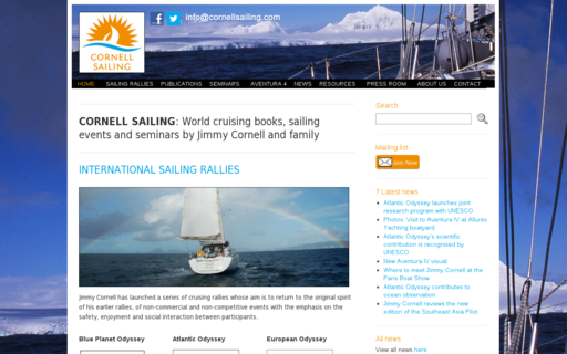 Access cornellsailing.com using Hola Unblocker web proxy