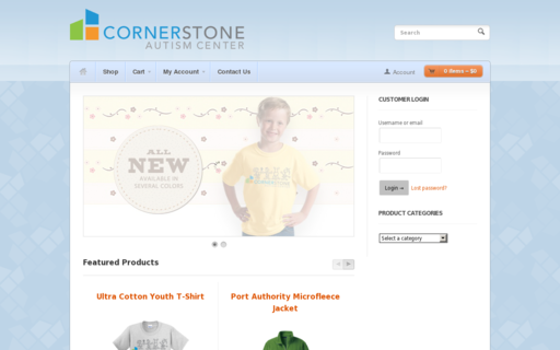 Access cornerstone-gear.com using Hola Unblocker web proxy