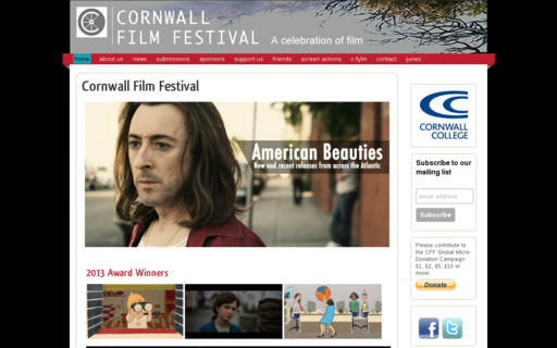 Access cornwallfilmfestival.com using Hola Unblocker web proxy