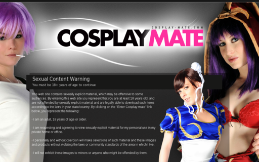 Access cosplay-mate.com using Hola Unblocker web proxy