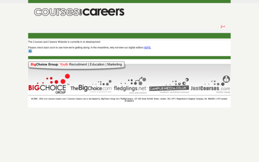 Access courses-careers.com using Hola Unblocker web proxy