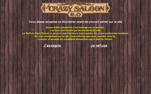 Access crazysaloon.com using Hola Unblocker web proxy