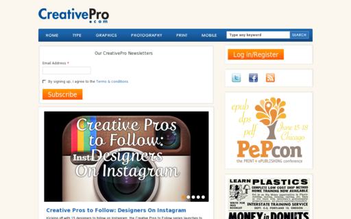 Access creativepro.com using Hola Unblocker web proxy