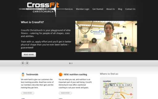 Access crossfitchristchurch.com using Hola Unblocker web proxy