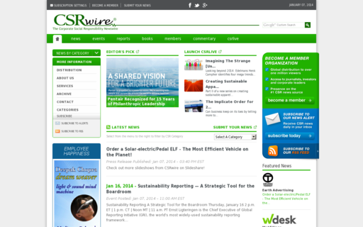Access csrwire.com using Hola Unblocker web proxy