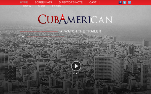 Access cubamericanthemovie.com using Hola Unblocker web proxy
