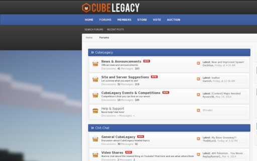Access cubelegacy.com using Hola Unblocker web proxy