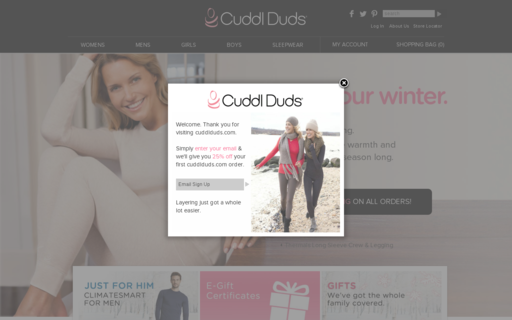 Access cuddlduds.com using Hola Unblocker web proxy